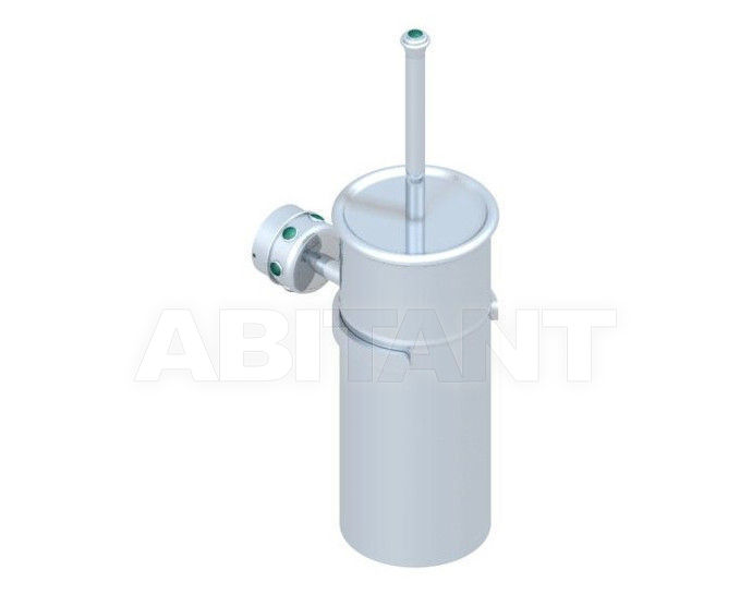 Купить Щетка для туалета THG Bathroom A1J.4720C Amboise Malachite