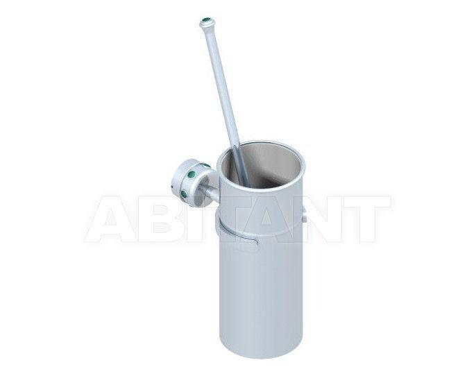 Купить Щетка для туалета THG Bathroom A1J.4720 Amboise Malachite