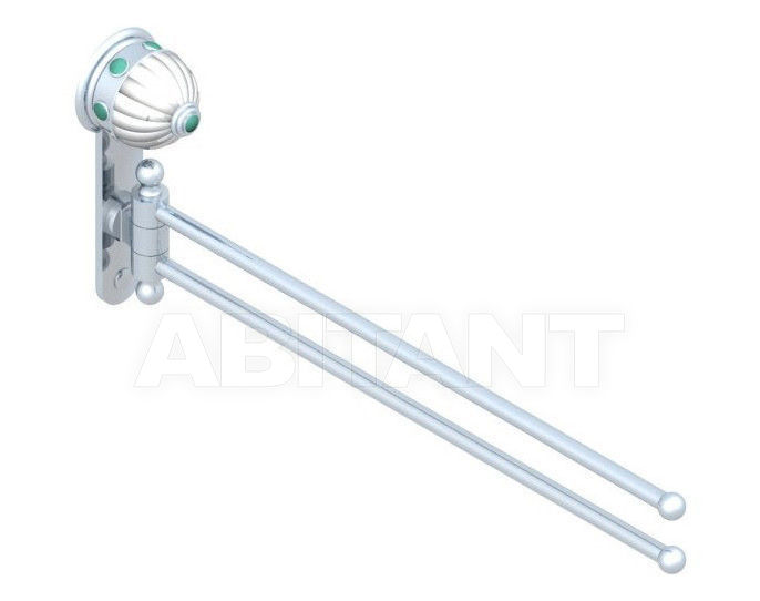 Купить Держатель для полотенец THG Bathroom A1J.522 Amboise Malachite