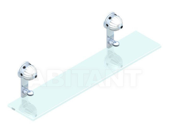 Купить Полка THG Bathroom A1M.564 Amboise black Onyx