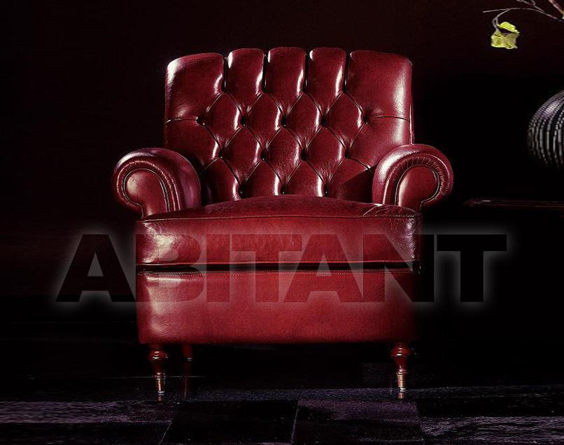 Купить Кресло Pigoli Salotti Upper-class EIFFEL capitonné Poltrona
