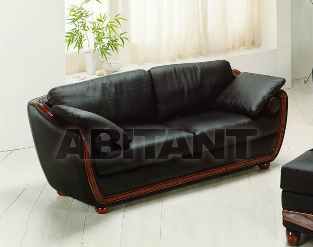 Купить Диван ALTHEA Elle Salotti International srl Neo Classic ALTHEA DIVANO 3 POSTI P E L L E 1