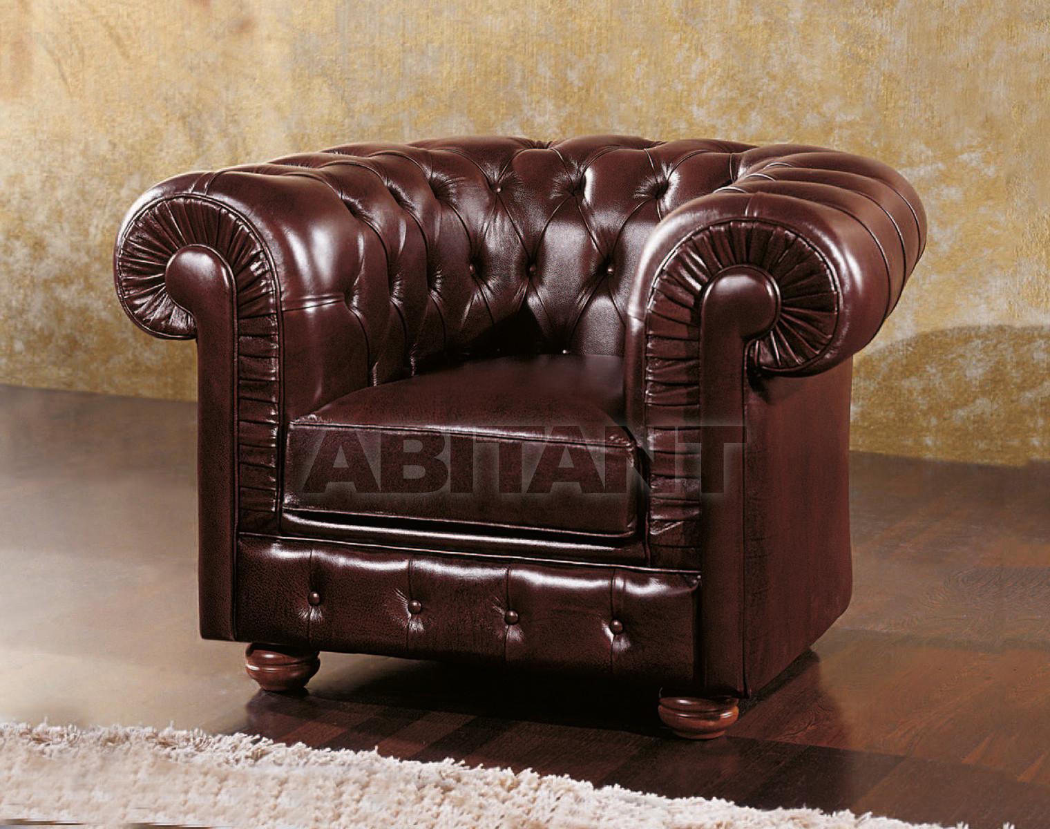 Купить Кресло Salotti de Angelli International S.R.L. Classico CHESTER 2