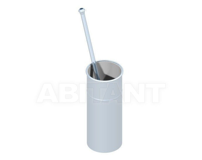 Купить Щетка для туалета THG Bathroom A1T.4700 Cheverny Lapis Lazuli