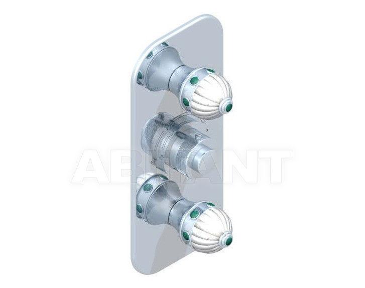 Купить Смеситель термостатический THG Bathroom A1S.5400B Cheverny Malachite