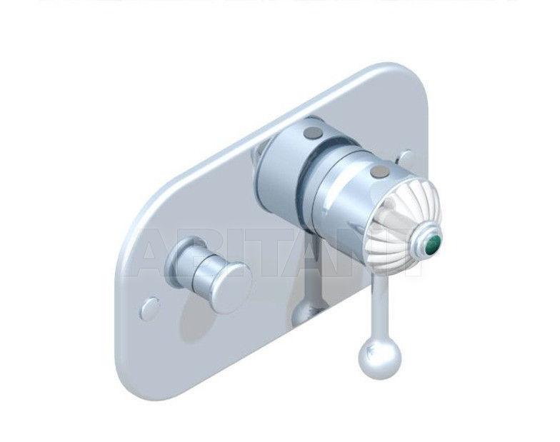 Купить Встраиваемые смесители THG Bathroom A1S.6550 Cheverny Malachite