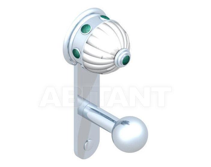 Купить Крючок THG Bathroom A1S.517 Cheverny Malachite