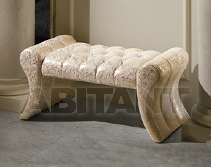 Купить Оттоманка Cornelio Cappellini Haute Couture Of Interiors SHELL.4050