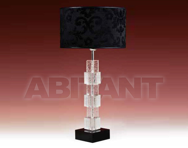 Купить Лампа настольная Schöbel Kristall Glas Leuchten Step One 75240