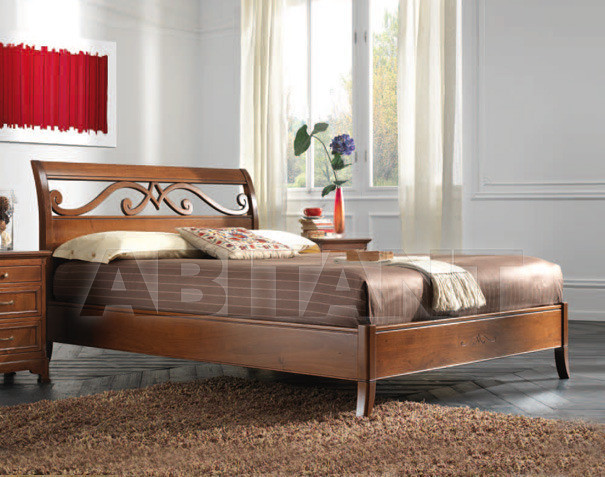 Купить Кровать F.M. Bottega d'Arte Falegnameria Moderna 811