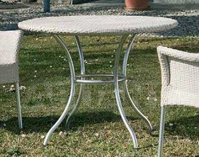 Купить Стол для террасы Frigerio Carlo Funny Wicker TTR100