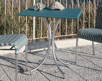 Купить Стол для террасы Frigerio Carlo Funny Wicker TTQ70
