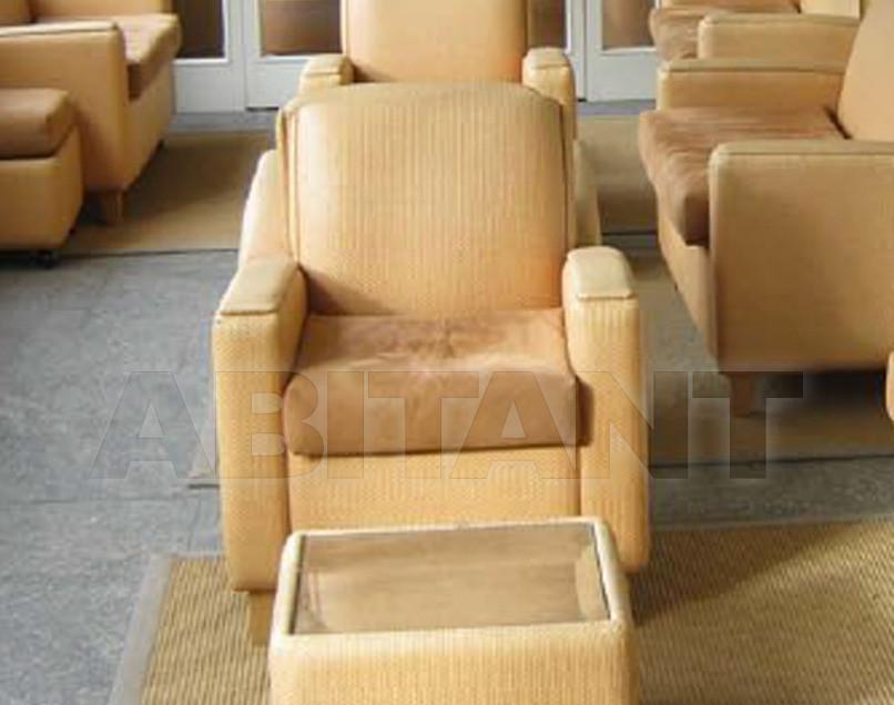 Купить Кресло для террасы Frigerio Carlo Rattan Living TRISTANO & ISOTTA armchair