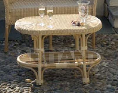 Купить Столик журнальный Frigerio Carlo Funny Wicker WF106 oval table