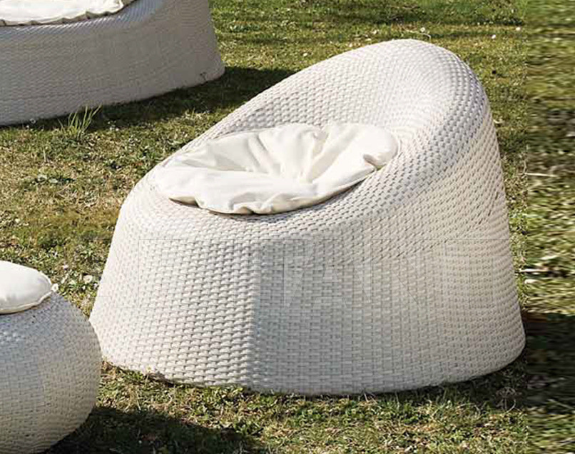 Купить Кресло для террасы Frigerio Carlo Crazy Weaving NEST armchair