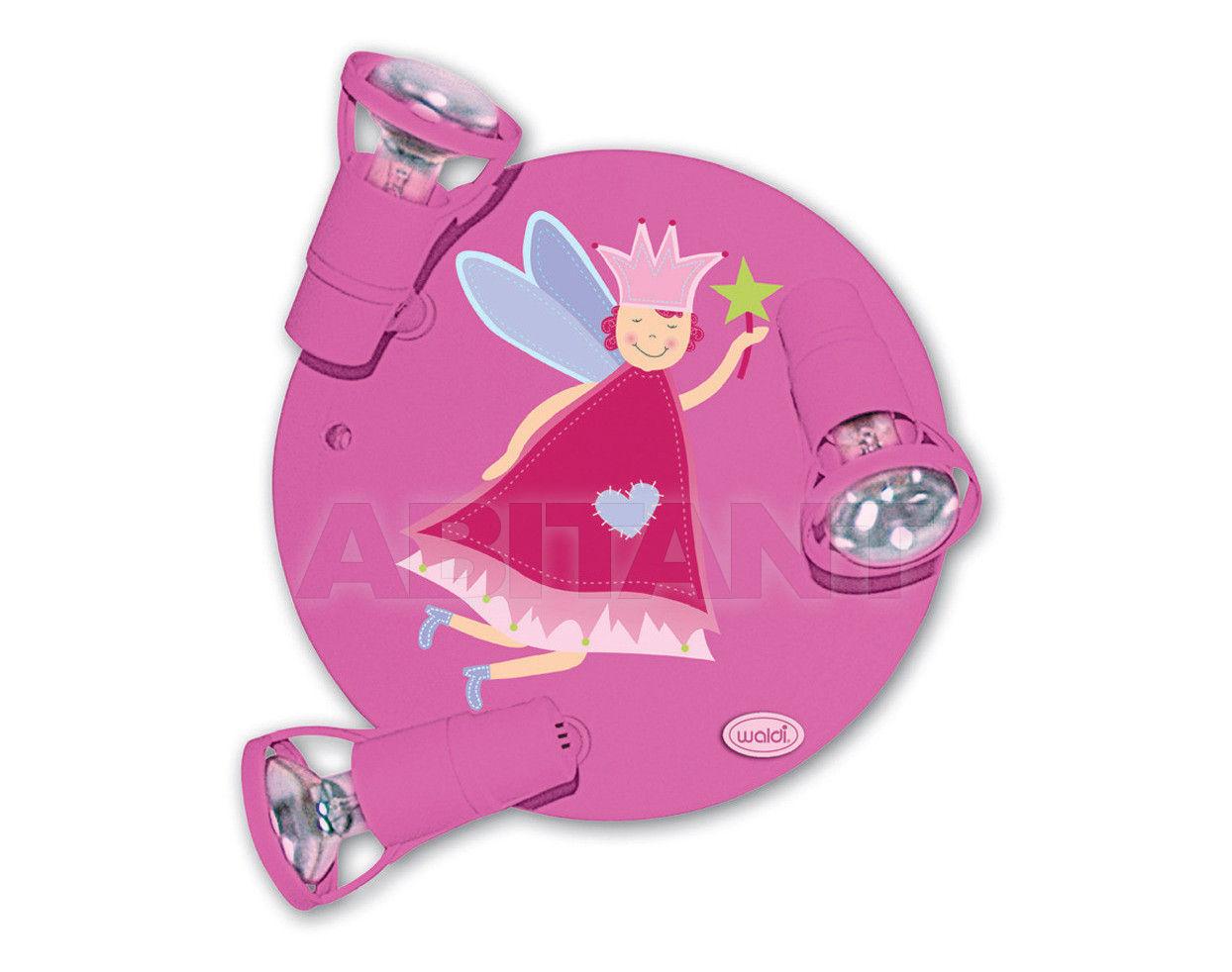 Купить Светильник для детской  Waldi Leuchten Lampen Fur Kinder 2012 65223.0
