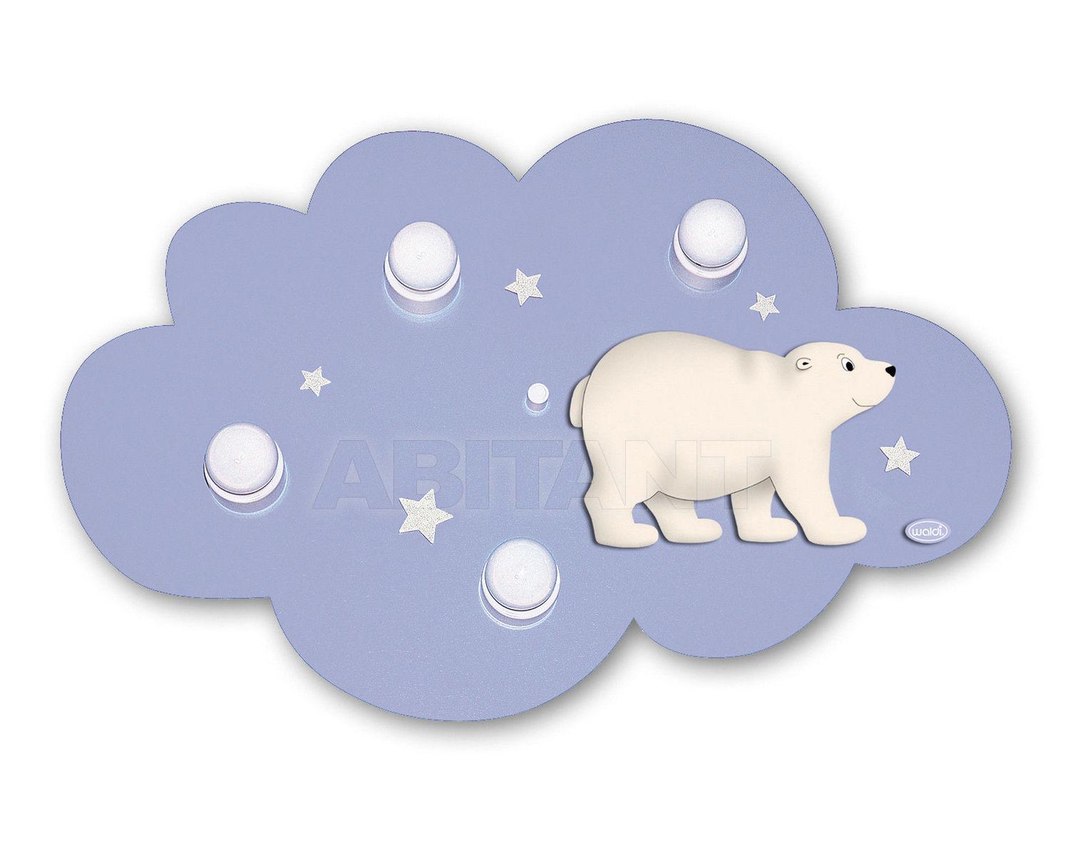 Купить Светильник для детской  Waldi Leuchten Lampen Fur Kinder 2012 65140.0