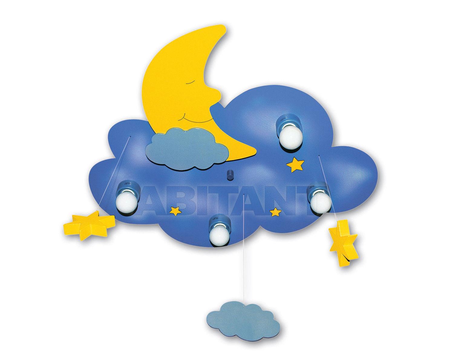 Купить Светильник для детской  Waldi Leuchten Lampen Fur Kinder 2012 65102.0