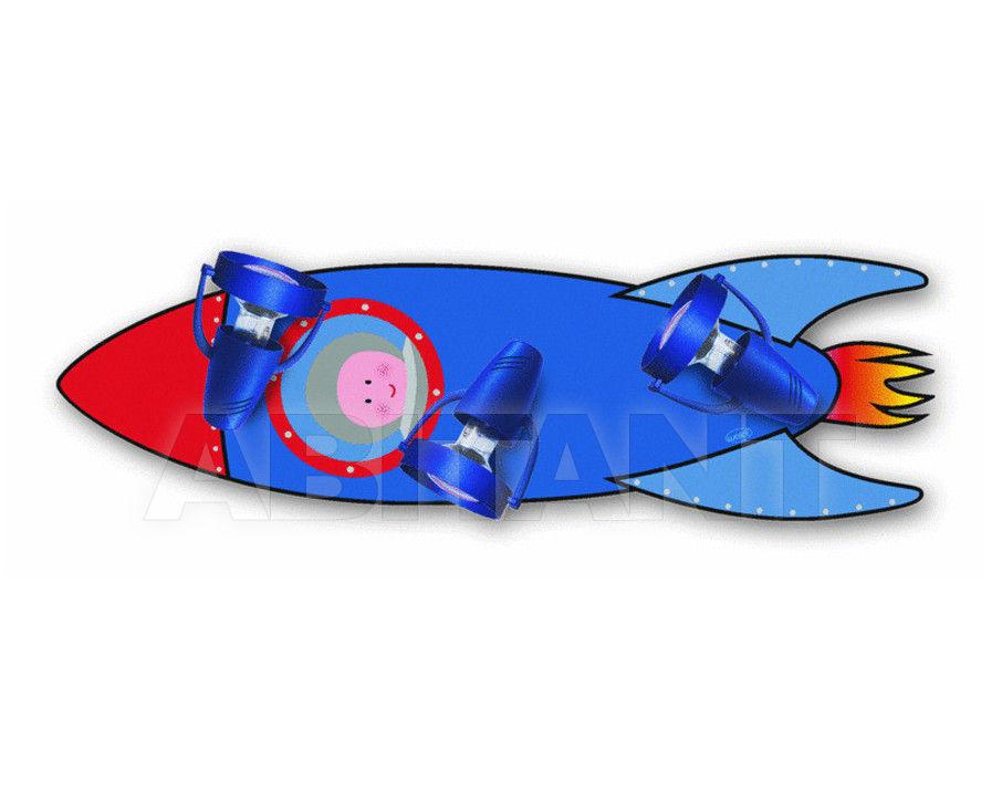 Купить Светильник для детской  Waldi Leuchten Lampen Fur Kinder 2012 65272.0