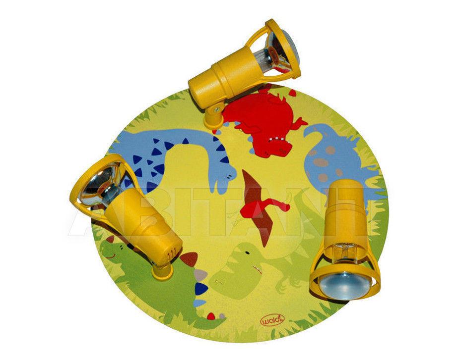 Купить Светильник для детской  Waldi Leuchten Lampen Fur Kinder 2012 65913.0