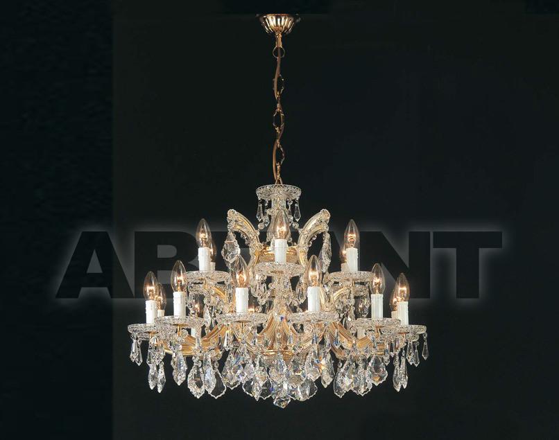 Купить Люстра Arlati s.a.s. di F.Arlati & C. 2013 3013/18+1SS