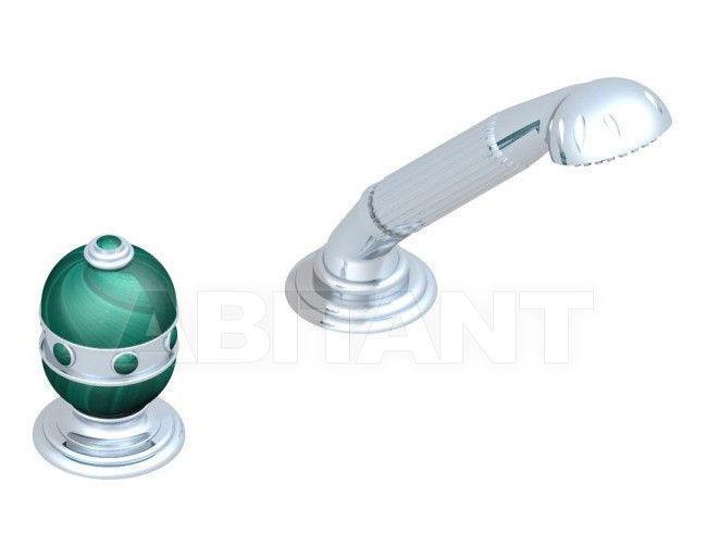 Купить Смеситель для ванны THG Bathroom  A1V.6532/60A Sully Malachite
