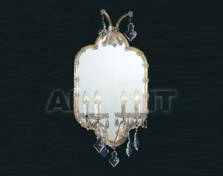 Купить Зеркало настенное Arlati s.a.s. di F.Arlati & C. 2013 3374/2SS