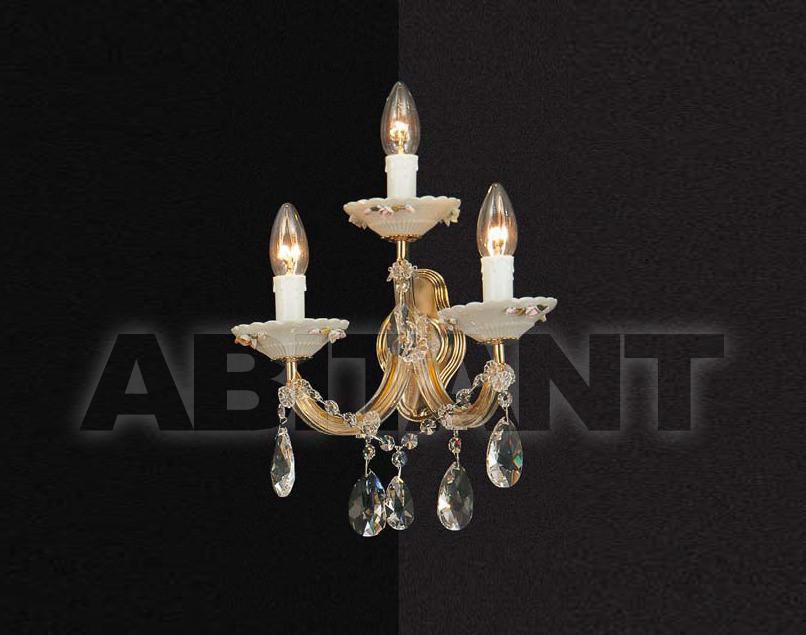Купить Светильник настенный Arlati s.a.s. di F.Arlati & C. 2013 1597/3CC