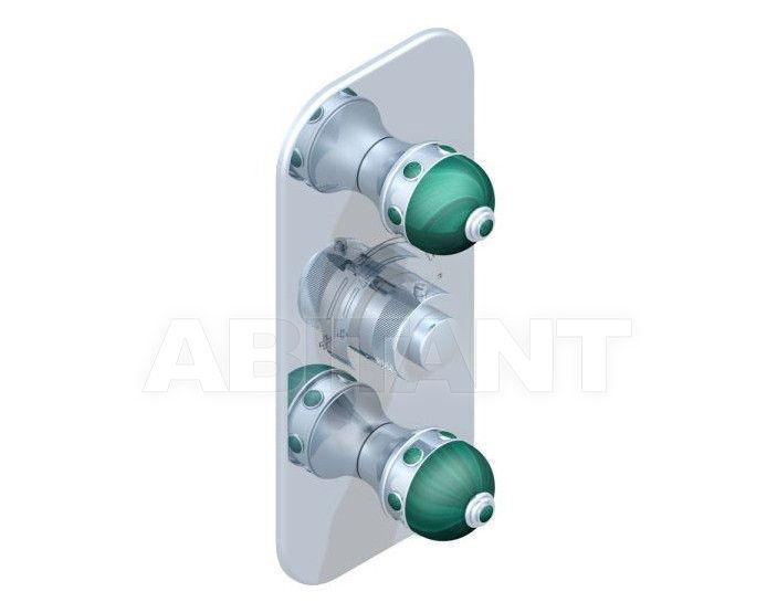 Купить Смеситель термостатический THG Bathroom A1V.5400B Sully Malachite