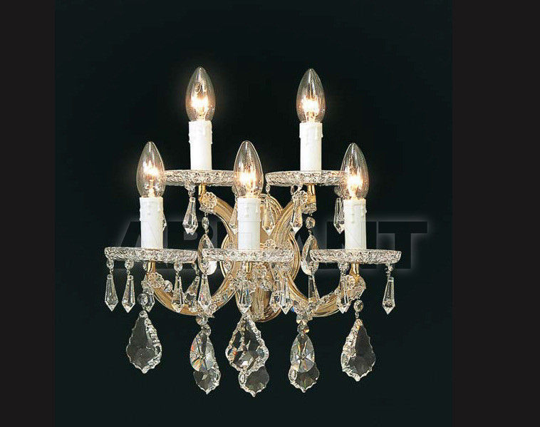 Купить Светильник настенный Arlati s.a.s. di F.Arlati & C. 2013 3021/5SS