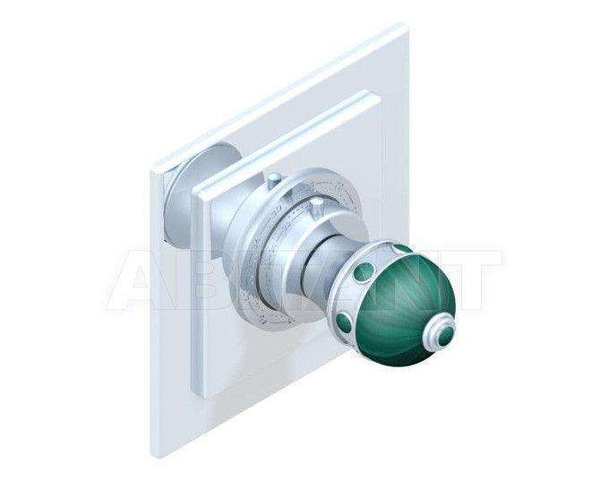 Купить Смеситель термостатический THG Bathroom A1V.15EN16EC Sully Malachite
