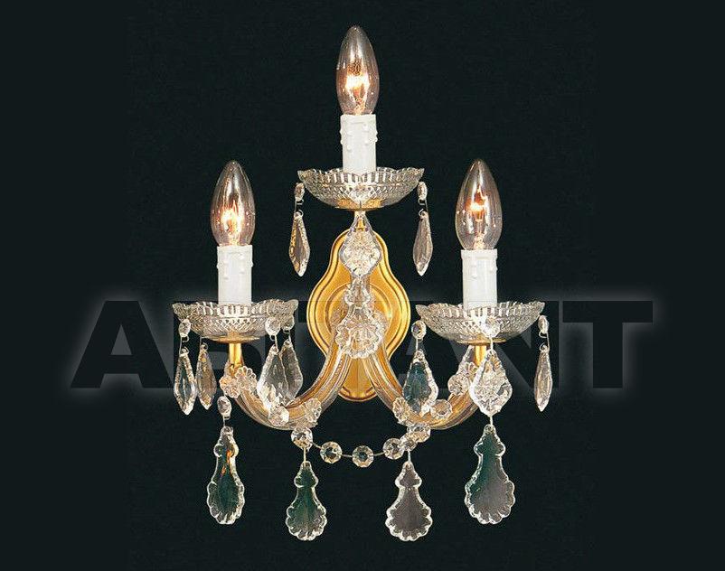 Купить Светильник настенный Arlati s.a.s. di F.Arlati & C. 2013 2814/3HC