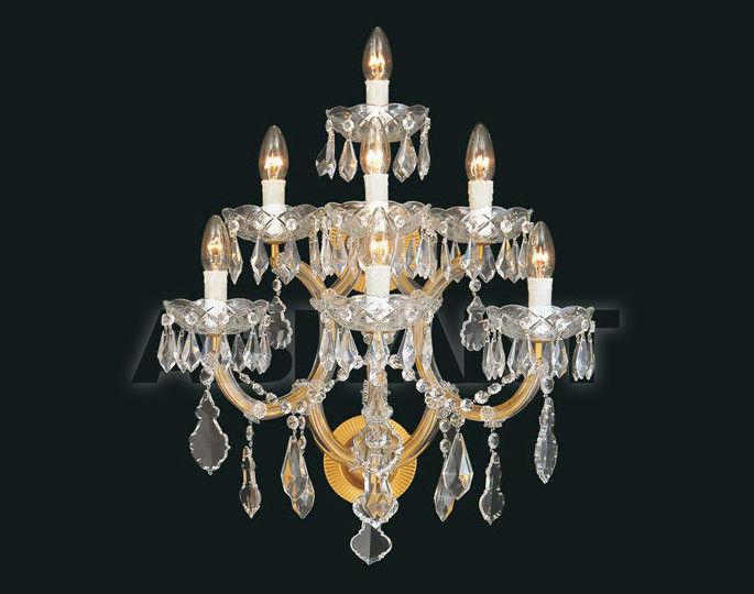 Купить Светильник настенный Arlati s.a.s. di F.Arlati & C. 2013 1512/7HC