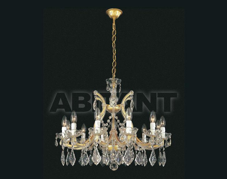 Купить Люстра Arlati s.a.s. di F.Arlati & C. 2013 1533/12+1HC