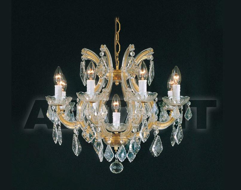 Купить Люстра Arlati s.a.s. di F.Arlati & C. 2013 3296/8+1HC