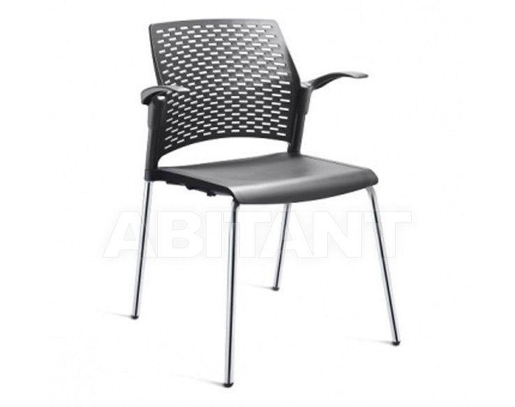 Купить Стул с подлокотниками Connection Seating Ltd 2012 MBR1/Aa