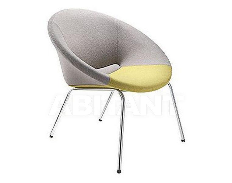 Купить Стул с подлокотниками Connection Seating Ltd 2012 MBU1A