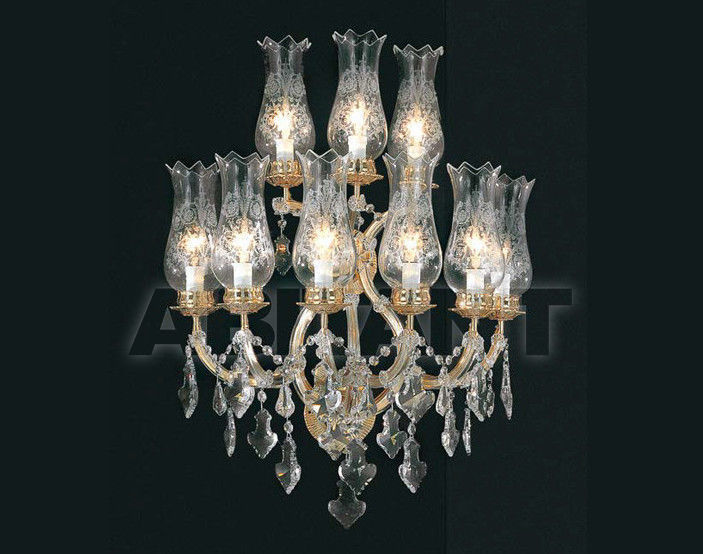 Купить Светильник настенный Arlati s.a.s. di F.Arlati & C. 2013 3298/9SS