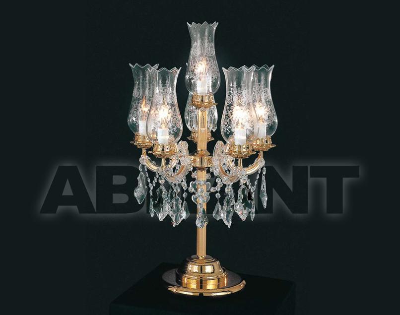 Купить Лампа настольная Arlati s.a.s. di F.Arlati & C. 2013 3297/5+1SS