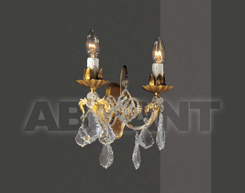 Купить Светильник настенный Arlati s.a.s. di F.Arlati & C. 2013 3339/2CC