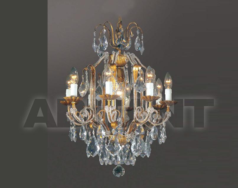 Купить Люстра Arlati s.a.s. di F.Arlati & C. 2013 3356/8+1CC