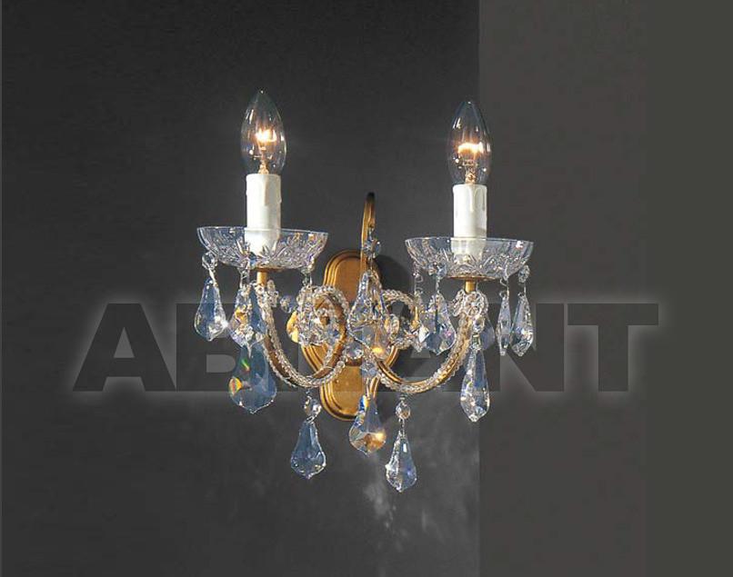Купить Светильник настенный Arlati s.a.s. di F.Arlati & C. 2013 3338/2SS