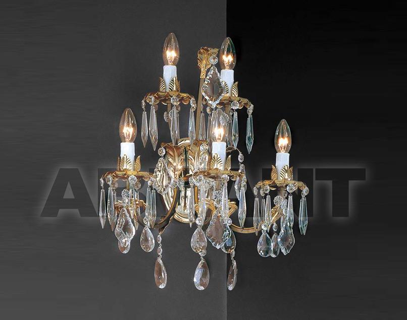 Купить Светильник настенный Arlati s.a.s. di F.Arlati & C. 2013 3301/5HC