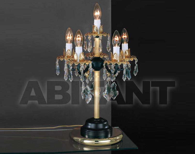 Купить Лампа настольная Arlati s.a.s. di F.Arlati & C. 2013 3302/5+1SS