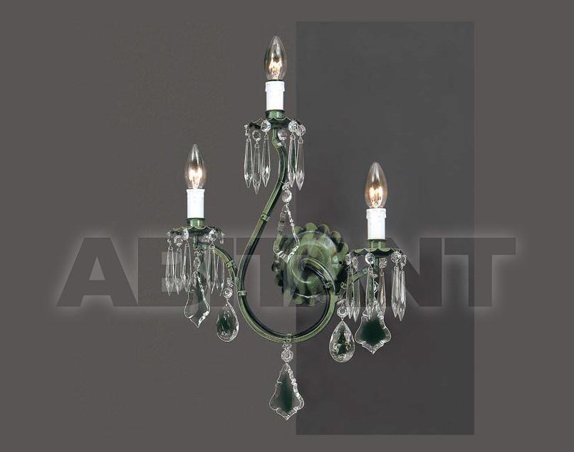 Купить Светильник настенный Arlati s.a.s. di F.Arlati & C. 2013 3127/3HC