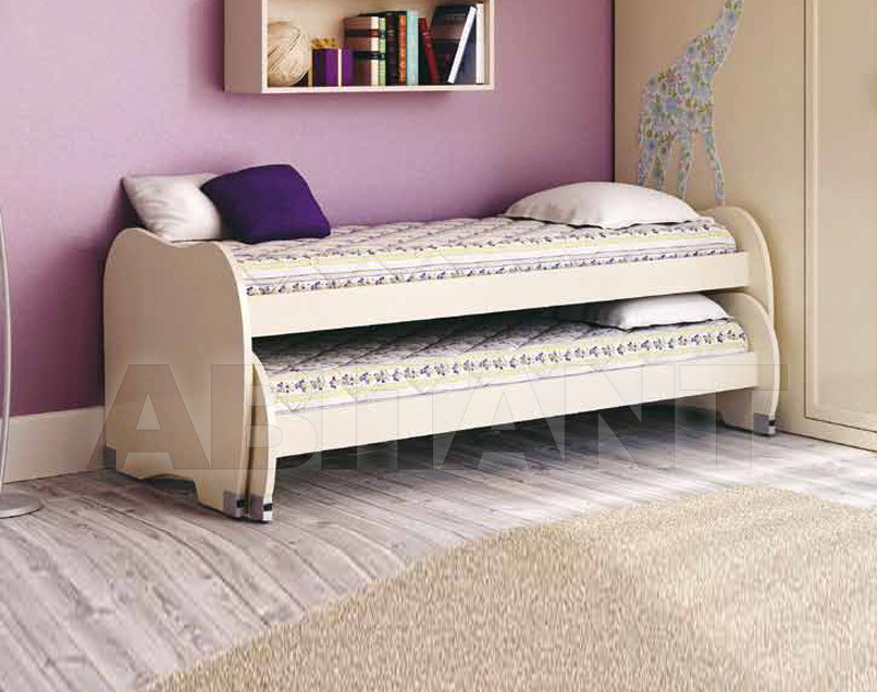 Купить Кровать детская Effedue Mobili Fantasy 5555