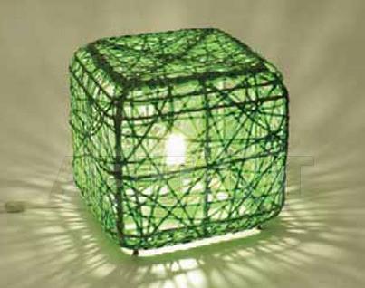 Купить Лампа настольная Frigerio Carlo Crazy Weaving LIGHT CUBE