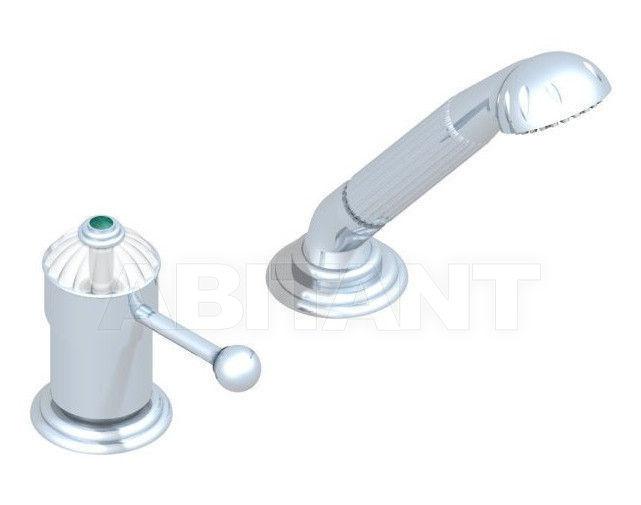 Купить Смеситель для ванны THG Bathroom A8M.6523/60A Vogue Malachite