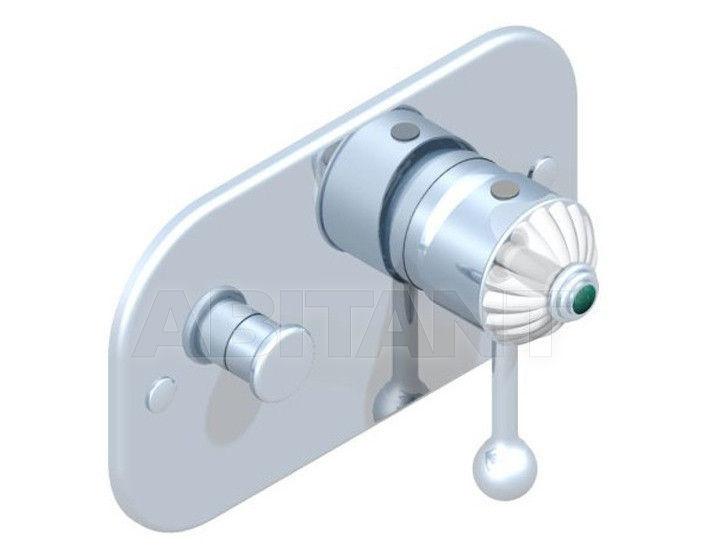 Купить Встраиваемые смесители THG Bathroom A8M.6550 Vogue Malachite