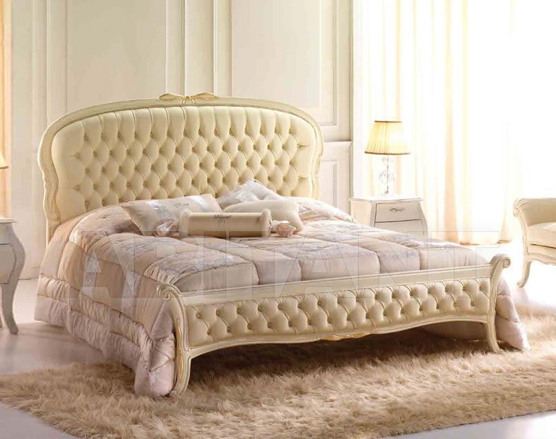 Купить Кровать G&G Italia Barocco FIOCCO Letto